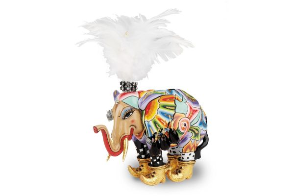 Elefant Tuffi 3000 - Tom's Drag