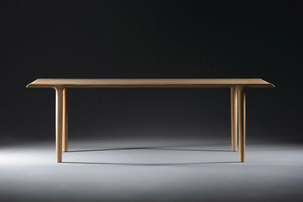 Artisan Alba Esstisch - 110 bis 240 cm - Artisan Esstisch - side view1