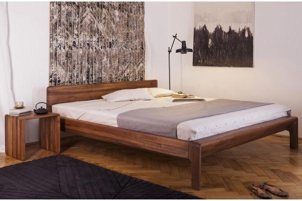 Artisan Invito Bett (Kopfende Holz) - Artisan Bett - front view1