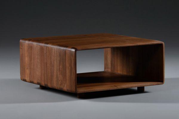 Artisan Invito Cube Couchtisch - Artisan Couchtisch - front view1