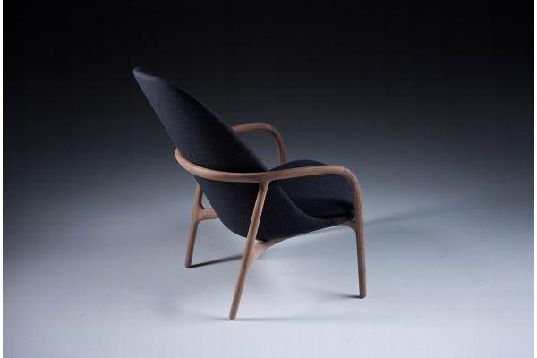 Artisan Neva Lounge High Sessel - Artisan Sessel - rear view1