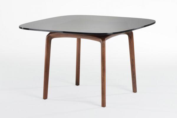 Artisan Pascal quadratischer Esstisch - 100 cm bis 120 cm - Artisan Esstisch - front view1