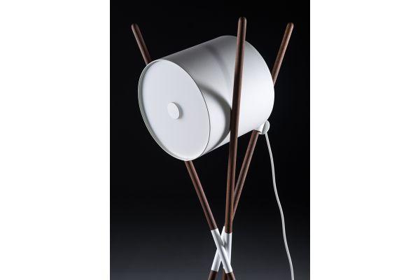 Artisan Shift Lampe (M) - Höhe: 130 cm - in verschiedenen Holzarten - closeup1