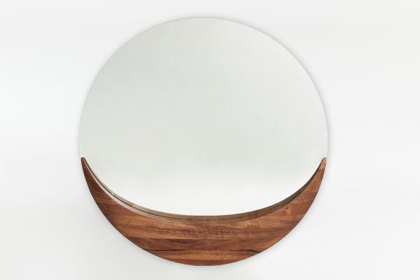 Artisan Spiegel Luna - Ø 60 cm, 80 cm, 100 cm - front view1